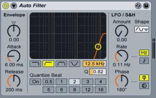 Lowpass Filter