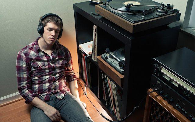 Listening to Vinyl